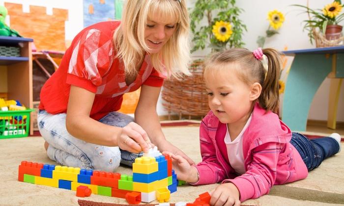 Bright Minds Montessori - Pecan Grove: Four Weeks of Toddler Childcare from Bright Minds Montessori (55% Off)
