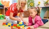 Bright Minds Montessori - Pecan Grove: Four Weeks of Toddler Childcare from Bright Minds Montessori (55% Off)