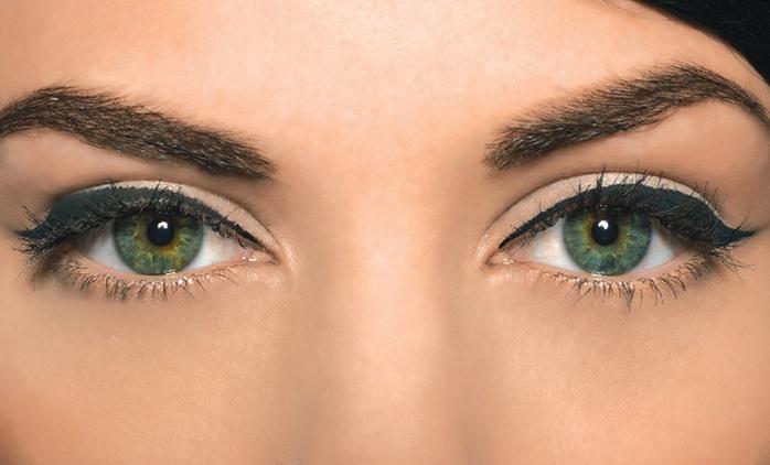 Eyebrow Shape and Eyebrow and Eyelash Tint for €12 at Good Cut Hair and Beauty