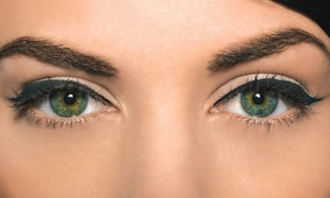 Victoria Nail and Beauty: HD Eyebrows and Eyelash Tint at Victoria Nail and Beauty (52% Off)