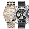 Breitling Men's Certified Chronometer Swiss Watches