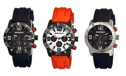 Breed Agent Men's Chronograph Watch