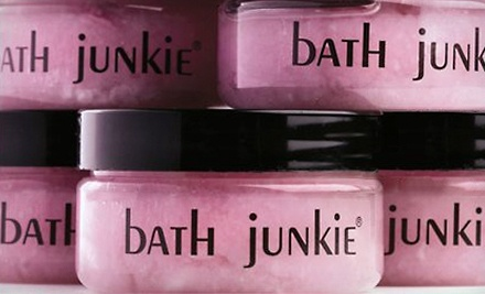 Bath Junkie at 308 Coit Rd. in Plano: $40 Groupon for Spa Services or Products - Bath Junkie in Plano