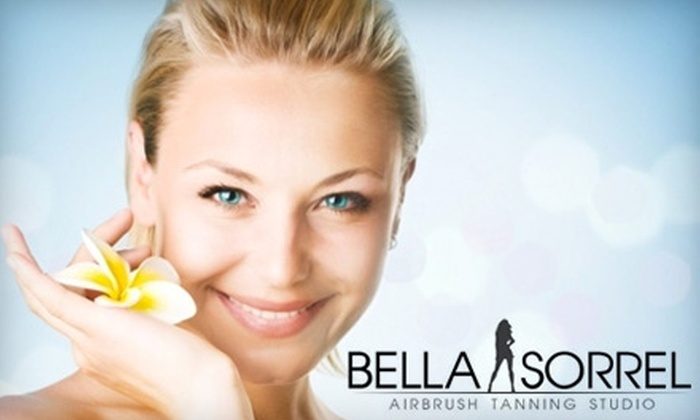 Bella Sorrel Day Spa - Multiple Locations: $99 for Two Teeth-Whitening Treatments at Bella Sorrel Day Spa ($198 Value). Choose Between Two Locations.
