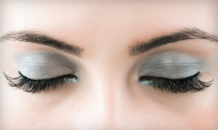 La'Bello Esthetics - 8: Eyebrow Tinting, Eyelash Tinting, or Natural Demi Eyelash Extensions at La'Bello Esthetics in Clarksville (Up to 53% Off)
