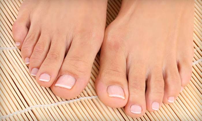 Tru Massage Therapy - Sioux Falls: 60-Minute Body Wrap or Spa Mani-Pedi at Tru Massage Therapy (Up to 51% Off)