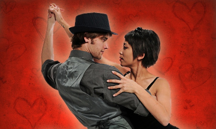 Beyond Ballroom - Rock Creek: $39 for a Valentine's Day Couples Dance-Lesson Package with Private and Group Lessons at Beyond Ballroom ($262 Value)