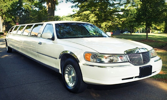 Abbey Walker Executive Cars & Limousines - San Antonio: Limo Airport Ride or Limo Rental from Abbey Walker Executive Cars & Limousines (Up to 61% Off). Three Options Available.
