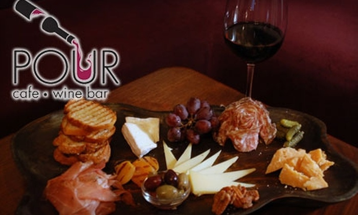 Pour Café and Wine Bar - Mount Kisco: $20 for $40 Worth of Drinks and Small Plates at Pour Café and Wine Bar
