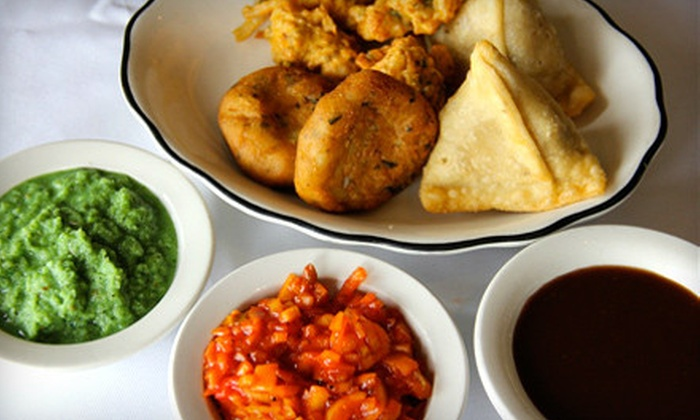 Gem of India - University Heights: $10 for $20 Worth of Indian Fare at Gem of India
