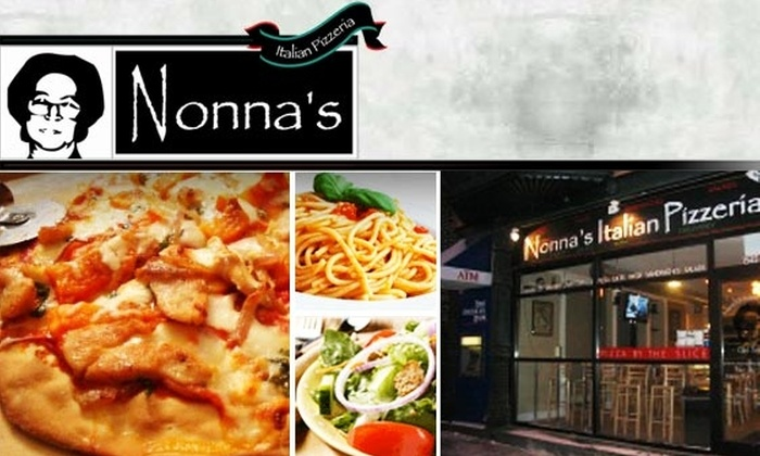 Nonna's Italian Pizzeria - Chicago: Half Off The Pizza Named the Best Chicago-Style Deep Dish by Pizza Fest—Delivery, Pick-Up or Dine-In