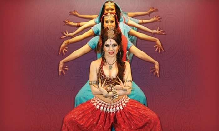 Bellydance Superstars: $35 for Learn to Belly Dance Gift Package from Bellydance Superstars ($75.89 Value)