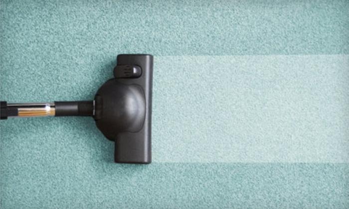 Twelve Bridges Carpet Care - Sacramento: $49 for Three Rooms of Carpet Cleaning from Twelve Bridges Carpet Care ($144 Value)