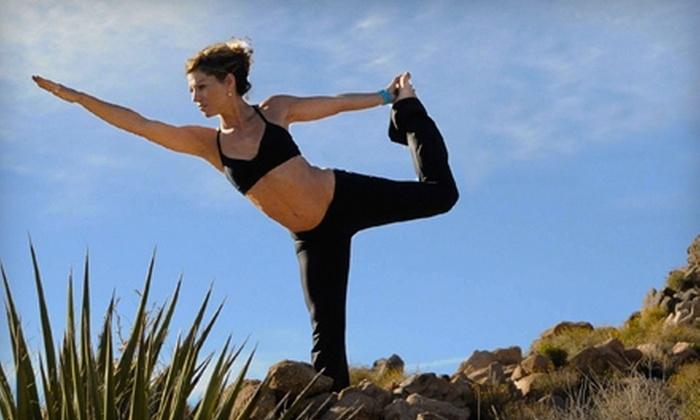 Ra Yoga - Costa Mesa: $35 for 10 Yoga Classes at Ra Yoga in Costa Mesa ($130 Value)