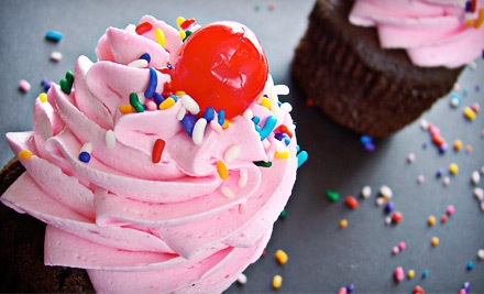 Six Classic Cupcakes (a $12 value) - Cupcake Central in Virginia Beach