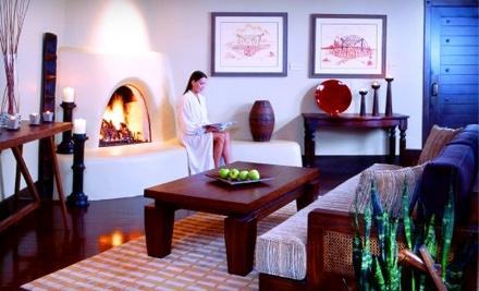 $70 Groupon to Aji Spa and Aji Cafe - Aji Spa and Aji Cafe at Sheraton Wild Horse Pass Resort  in Chandler