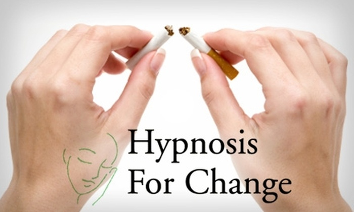 Hypnosis For Change - Milwaukee: $45 Admission to a Stop Smoking Seminar Presented by Hypnosis For Change ($95 Value)