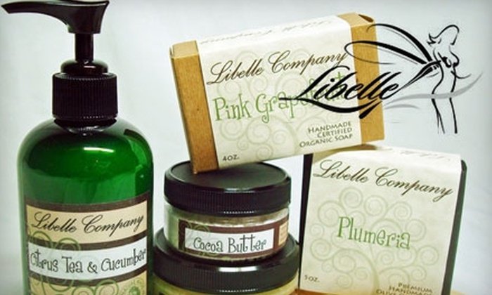 Libelle Company Store   - Swatara: $10 for $20 Worth of Eco-Friendly Jewelry, Soaps, and Candles at Libelle Company Store