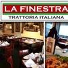 Half Off at La Finestra