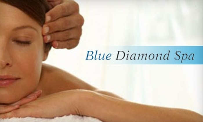 Blue Diamond Spa - Marina Del Ray: $40 for a One-Hour European Facial or One-Hour Stress-Reduction Massage at Blue Diamond Spa in Marina Del Rey (Up to $85 Value)