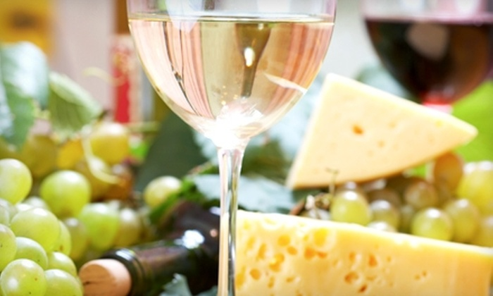 Sugar Clay Winery & Vineyards - Thurman: $10 for Two Glasses of Wine and a Meat and Cheese Plate for Two Plus 10% Off Any Bottle at Sugar Clay Winery & Vineyards in Thurman (Up to $21 Value)