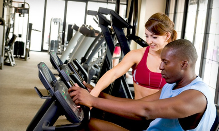 Snap Fitness - Nixa: $39 for a Two-Month Membership Package to Snap Fitness ($217.90 Value)