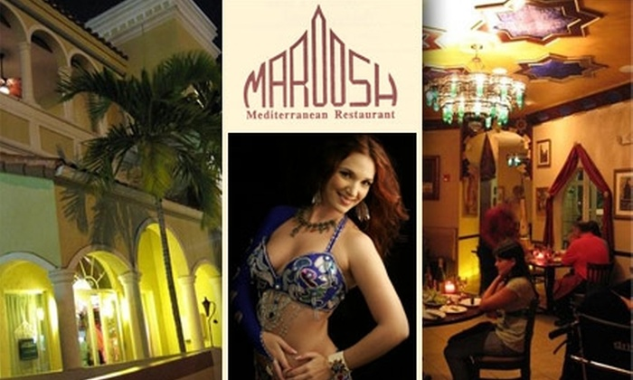 Maroosh - Crafts: $20 for $45 Worth of Mediterranean Fare & Drinks at Maroosh
