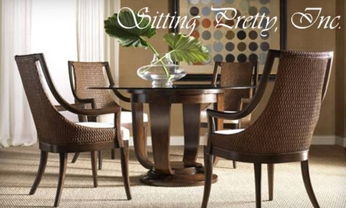 Sitting Pretty - Reseda: $79 for an In-Home Interior Consultation and Design from Sitting Pretty in Reseda ($299 Value)