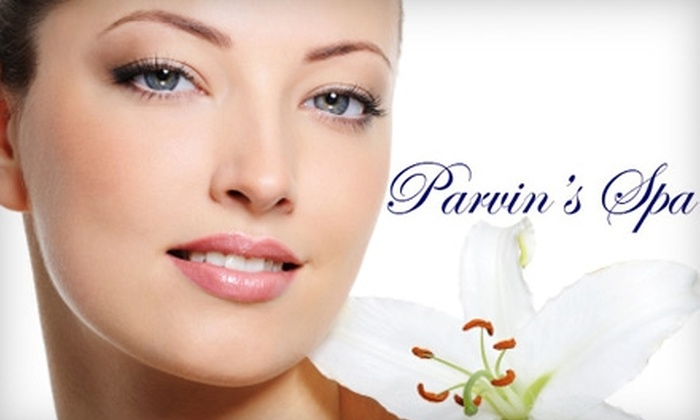 Parvin's Spa - Dilworth: $30 for $60 Worth of Facials, Waxing, and Eyelash or Brow Tint at Parvin's Spa in Dilworth
