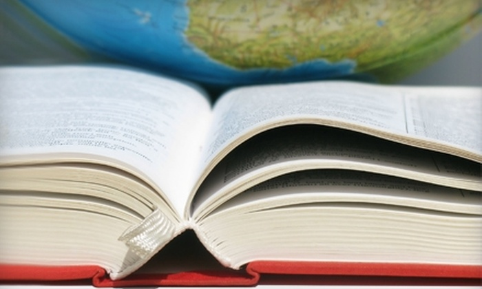 Language Connection CA - Anderson West: $99 for Six Group Language Classes at Language Connection CA ($210 Value)