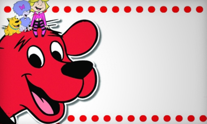 """Clifford the Big Red Dog Live"" - Jorgensen Center for the Performing Arts: Outing to ""Clifford the Big Red Dog Live"" at Jorgensen Center for the Performing Arts (Up to Half Off). 6 Options Available."
