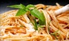 Calabria Imports - Beverly Area - Beverly: $6 for $12 Worth of Deli Fare and Drinks or $25 for $50 Worth of Catering at Calabria Imports