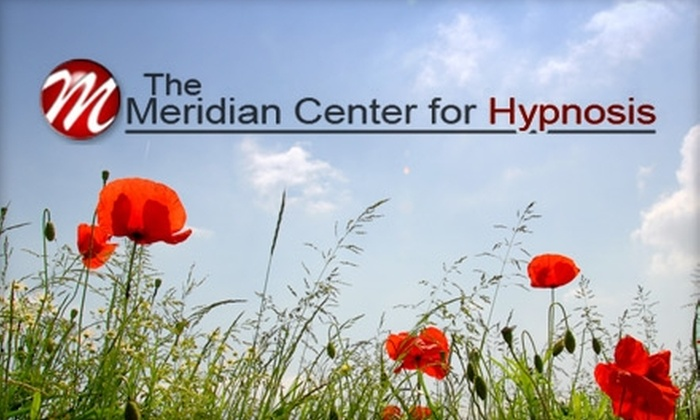 Meridian Center for Hypnosis - Multiple Locations: $49 One-Hour Hypnotherapy Session from Meridian Center for Hypnosis ($125 Value)