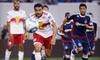 New York Red Bulls - Red Bull Arena: $18 for One Ticket to New York Red Bulls Game on Friday, June 10, at 8:30 p.m. and $5 Snack Voucher in Harrison ($38 Value)