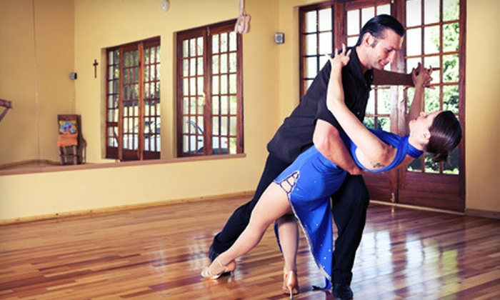 Andrew Fulmer Dance Studios - Downtown Canton: 10 or 20 Ballroom Dance Classes at Andrew Fulmer Dance Studios in Canton (Up to 66% Off)