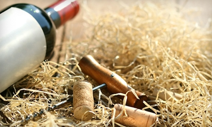 Su Vino Winery - Downtown Scottsdale: $15 for Two Wine Tastings and Appetizer at Su Vino Winery (Up to $32.99 Value)