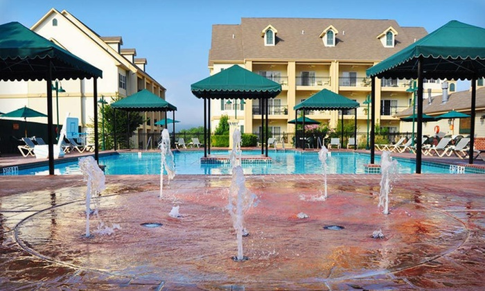 French Quarter Resort - Branson: Two- or Three-Night Stay for Four at French Quarter Resort in Branson, MO