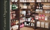 Creative Organizing by Stacey: $97 for Three Hours of Personal Organizing from Creative Organizing by Stacey ($195 Value)