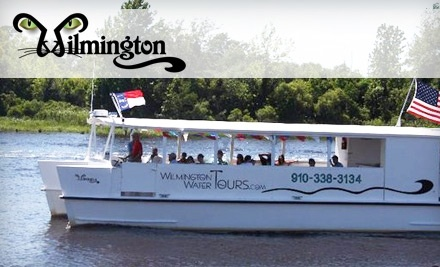Wilmington Water Tours: Sunday Brunch on the Water Tour - Wilmington Water Tours in Wilmington
