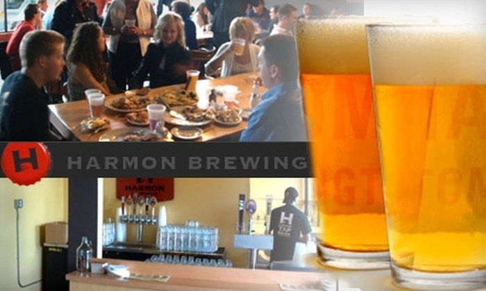 Harmon Tap Room - New Tacoma: $15 for $30 Worth of Microbrews and Pub Fare at Harmon Tap Room
