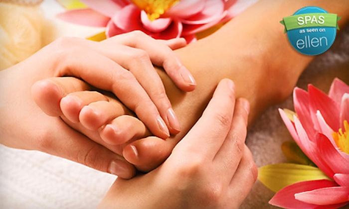 Tranquility Mind & Body Spa - Xenia: $65 for a 90-Minute Reflexology Package at Tranquility Mind & Body Spa ($135 Value)