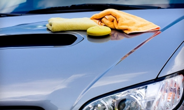 Auto Detail Aces - Multiple Locations: Car-Cleaning Services at Auto Detail Aces. Four Options Available.