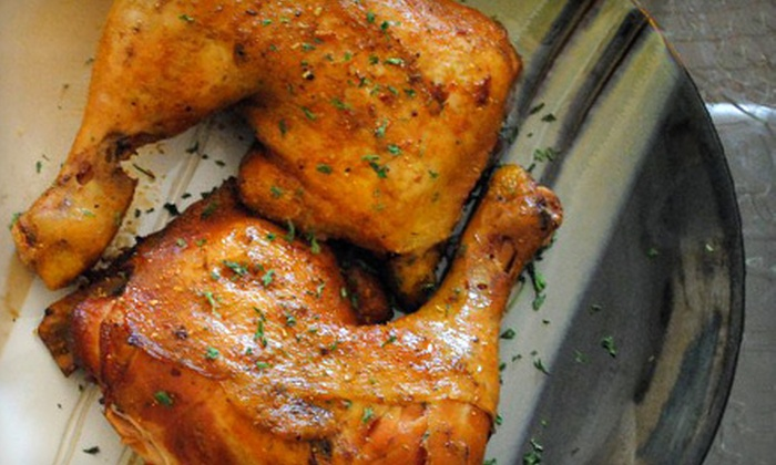 Elysee Grill - Ocala: $15 for $30 Worth of Barbecue Fare at Elysee Grill
