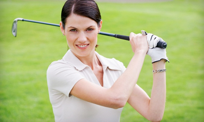 Diva Golf - Multiple Locations: Ladies' Golf Membership from Diva Golf (Up to 73% Off). Two Options Available.