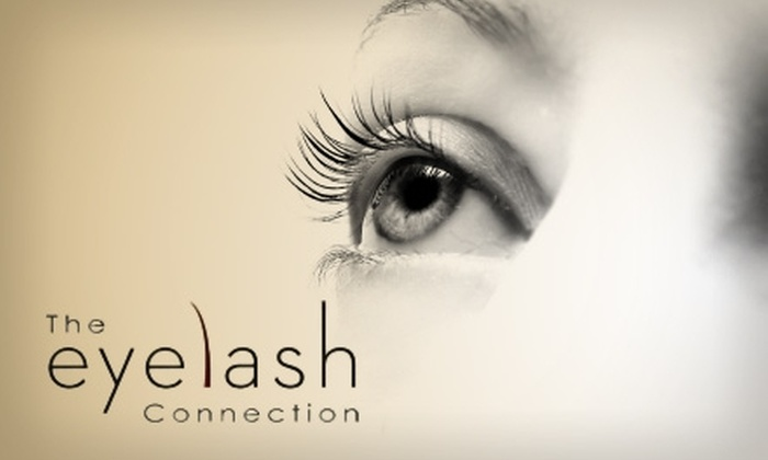 The Eyelash Connection - Spring Valley: $32 for $65 Worth of Waxing, Eyelash Extensions, or Facials from The Eyelash Connection