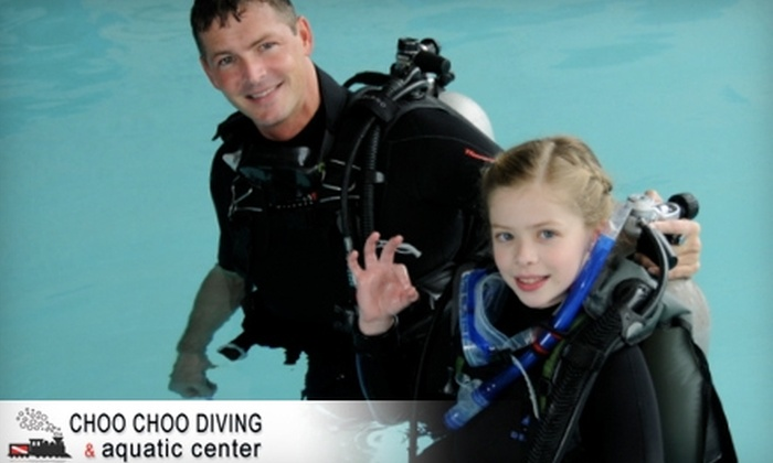 Choochoo Diving and Aquatic Center - Chattanooga: $30 for Children's Scuba Rangers Program at Choo Choo Diving and Aquatic Center