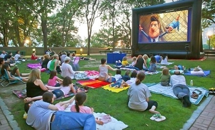 FunFlicks Outdoor Movies - FunFlicks Outdoor Movies in