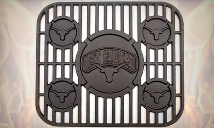 TheGrillTopper.com: $15 for $30 Worth of NCAA-Themed Grill Accessories from TheGrillTopper.com
