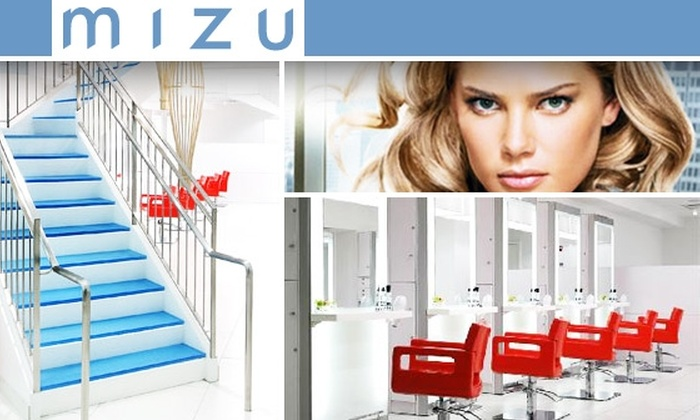 Mizu Hair Salon - Upper East Side: Fabulous Hair Color at Mizu Salon