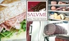 Salume - SoHo: $15 for $30 Worth of Authentic Italian Paninis at Salumè